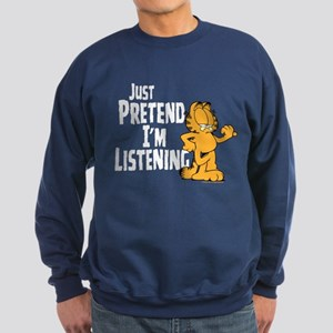 Just Pretend Sweatshirt (dark)