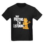 Just Pretend Kids Dark T-Shirt