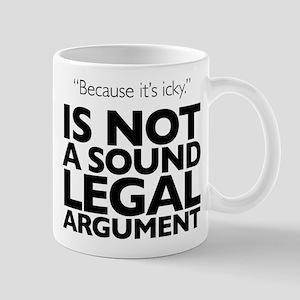Icky Politics Mug