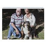 Aussies & Families Wall Calendar