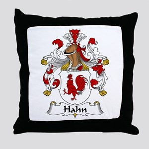Hahn Throw Pillow