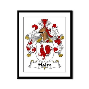 Hahn Framed Panel Print