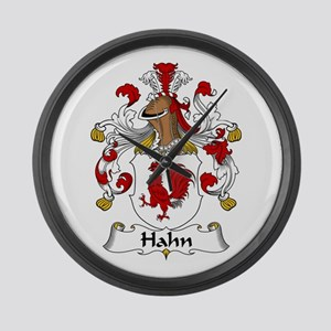 Hahn Large Wall Clock