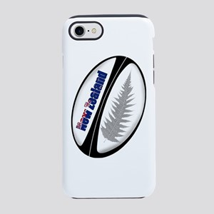 New Zealand Rugby Ball iPhone 7 Tough Case