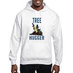 Tree Hugger Hooded Sweatshirt