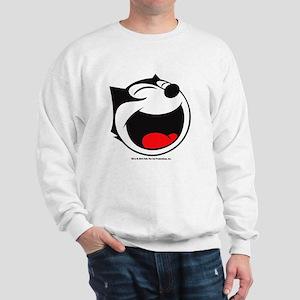 Laughing Felix Sweatshirt