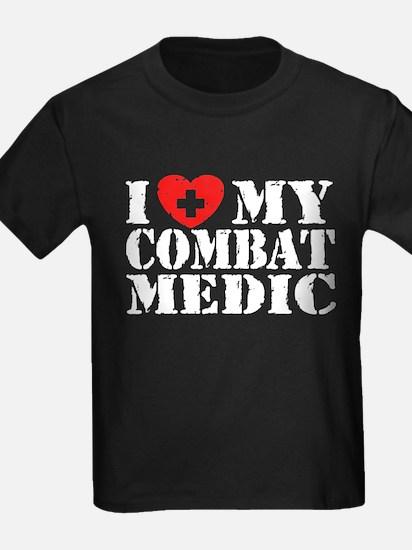 I Love My Combat Medic T