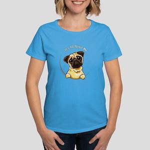Pug IAAM Women's Dark T-Shirt