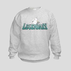 NPH on a Unicorn - LEGENDARY Kids Sweatshirt