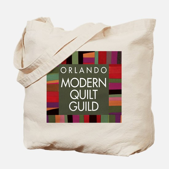 Orlando Modern Quilt Guild Tote Bag