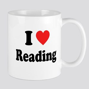 I Heart Reading: Mug