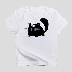 Cute Black Cat Infant T-Shirt