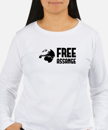 Unique Assange T-Shirt
