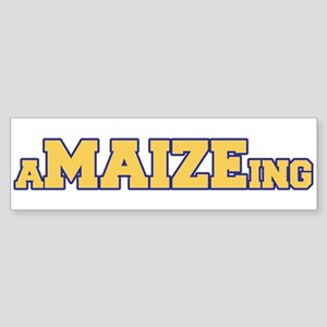 aMAIZEing Sticker (Bumper)