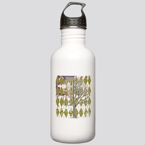 'Sanilac' Disc Golf Stainless Water Bottle 1.0L