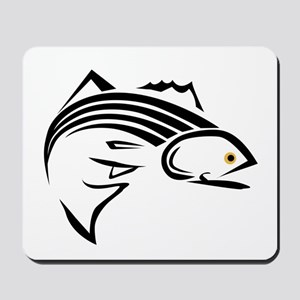Striper Graphic Mousepad
