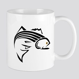 Striper Graphic Mug