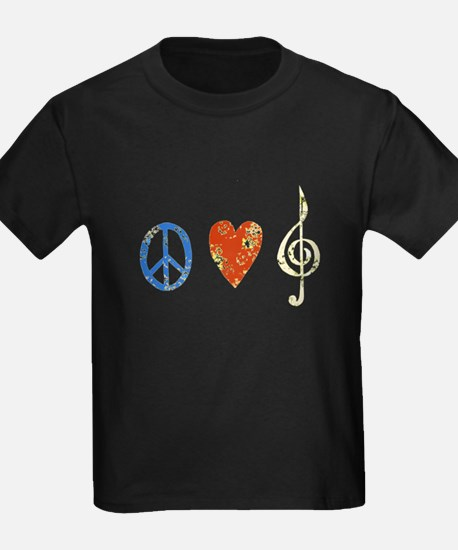 peace, love ,music D T