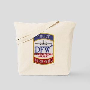 DFW Fire Police EMS Tote Bag