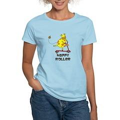 Happy Roller! Women's Light T-Shirt