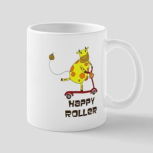 Happy Roller! Mug
