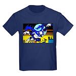 MoonShadow - Kids Dark T-Shirt