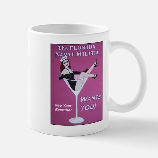 """""""Martini Girl"""" Mug"""