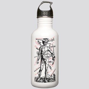 Trauma Stainless Water Bottle 1.0L