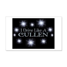 I drive like a Cullen sticker