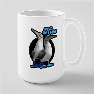 Nice Boobies Large Mug