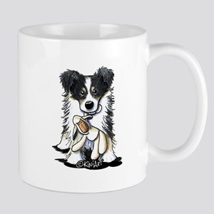 Tri-Color Border Collie Mug
