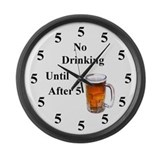 Drinking Wall Clocks