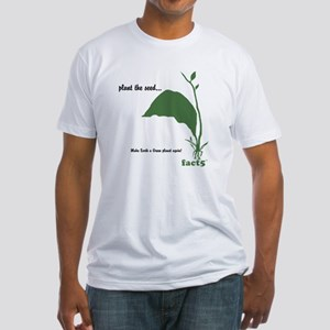 Plant the Seed Fitted T-Shirt
