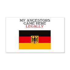 German Heritage 20x12 Wall Peel