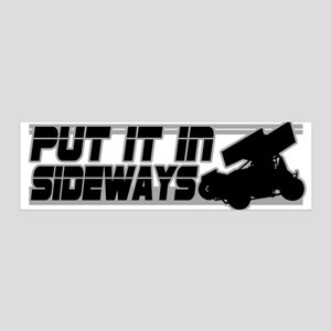 Put it In Sideways 36x11 Wall Peel