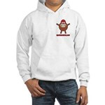 Spotmonkey.Net Hooded Sweatshirt