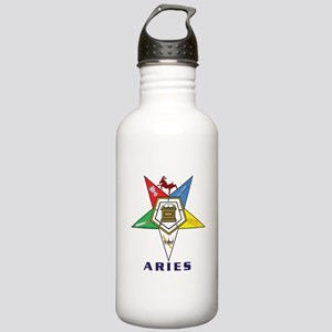 OES Aries Sign Stainless Water Bottle 1.0L
