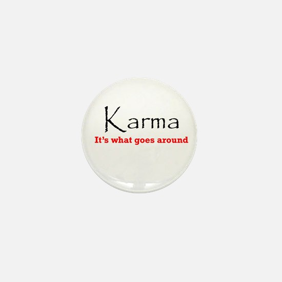 Karma1 Mini Button