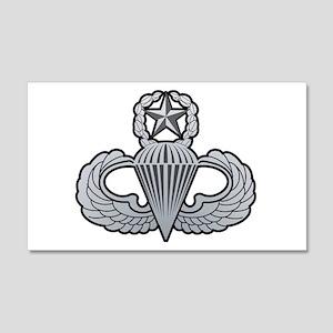 Master Airborne Wings (Jumpma 20x12 Wall Peel