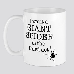 Giant Spider Mug