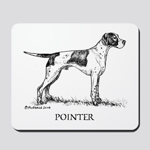 Pointer Mousepad