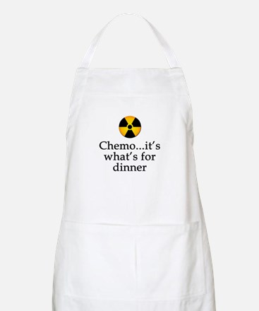 Chemo...It's What's for Dinner BBQ Apron