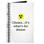 Chemo...It's What's for Dinner Journal