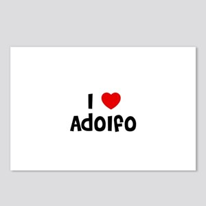I * Adolfo Postcards (Package of 8)