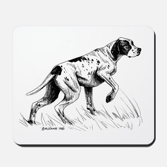 Pointer Mousepad