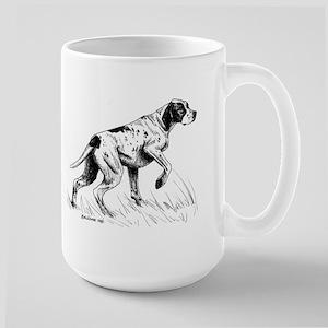 Pointer Large Mug