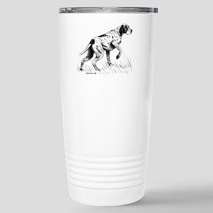 Pointer Stainless Steel Travel Mug