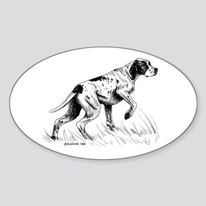 Pointer Sticker (Oval)