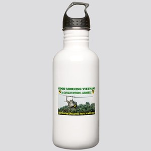 1st CAVALRY Stainless Water Bottle 1.0L