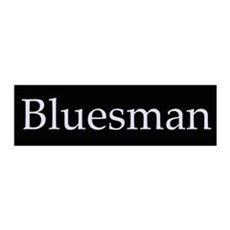 Bluesman 36x11 Wall Peel